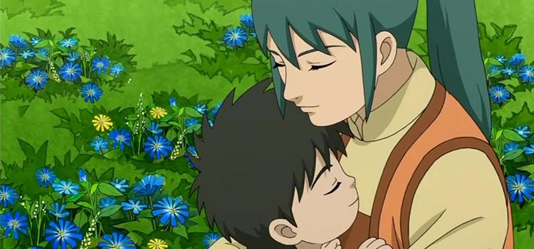 Soyon Kemono no Souja - Mom Anime Screenshot