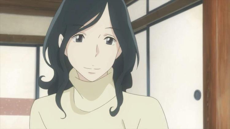Yukari Nitani Bunny Drop anime screenshot