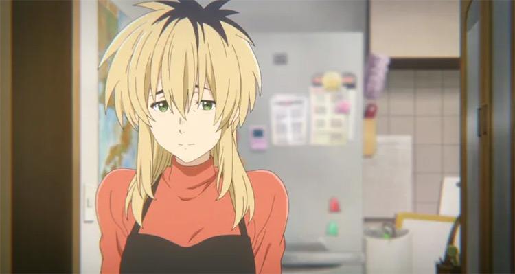 Miyako Ishida from A Silent Voice anime