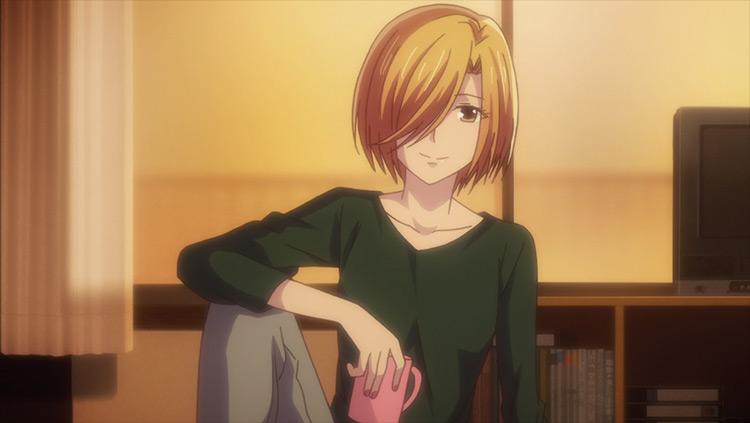Kyoko Honda Fruits Basket anime screenshot
