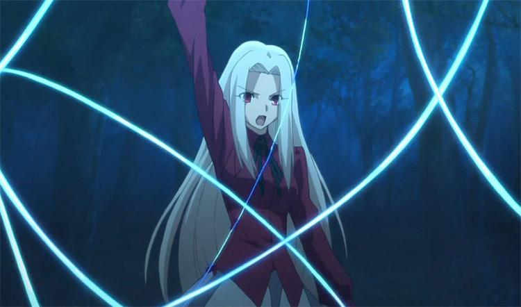 Irisviel von Einzbern Fate/Zero screenshot