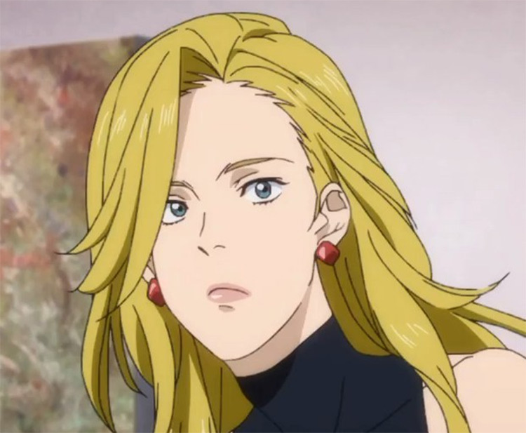 Jessica Randy from Banana Fish anime