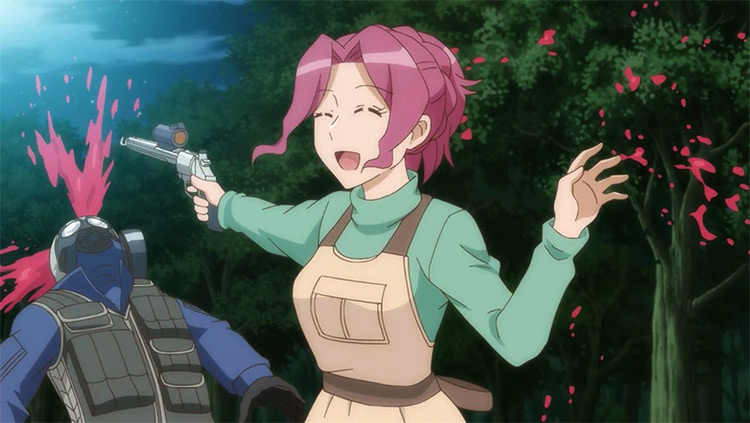 Kazue Sonokawa from Sabage-bu! anime