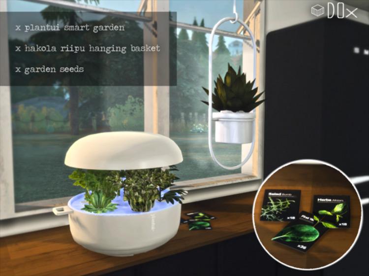 Gardening Goods by Dox Sims 4 screenshot
