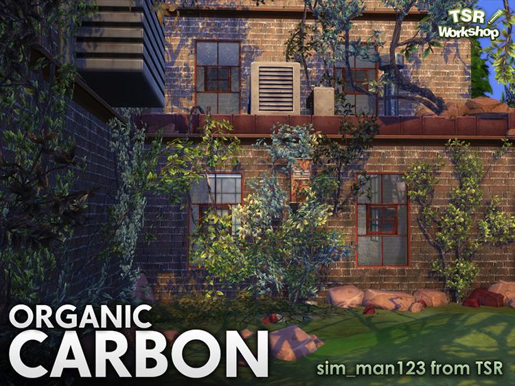 Organic Carbon CC by sim_man123 screenshot