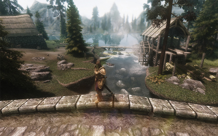 Morrowloot Ultimate Mod for Skyrim