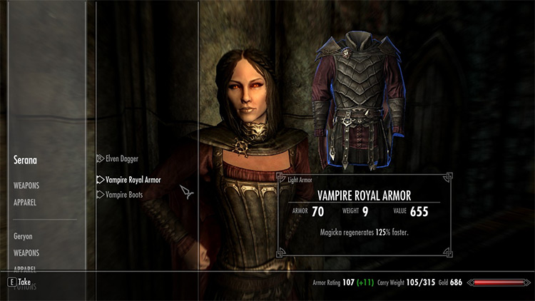 Change Follower Outfits in Skyrim
