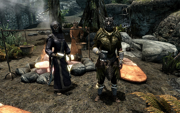 Adventurers and Travelers Mod for Skyrim