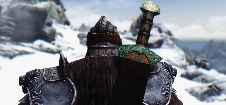 Valkyria Viking Mod Preview for TES 5 Skyrim