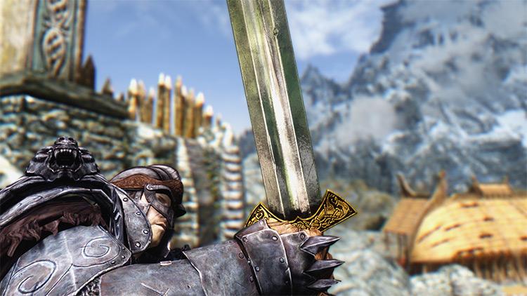 Valkyria - Skyrim Mod Screenshot