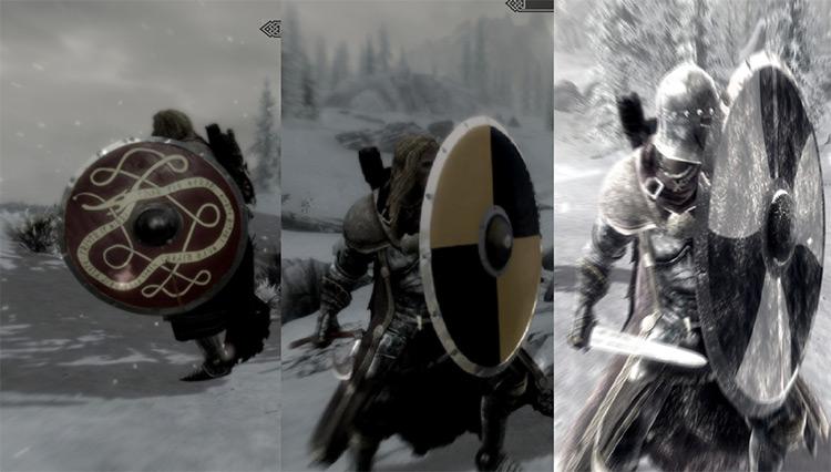 Viking Weaponry Mod for Skyrim