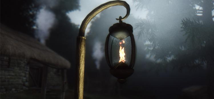 Lantern in TES IV: Oblivion