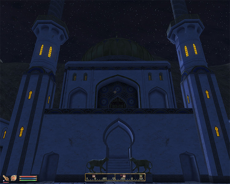 Animated Windows Lightning System for Oblivion