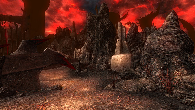 Oblivion Realm HD Mod