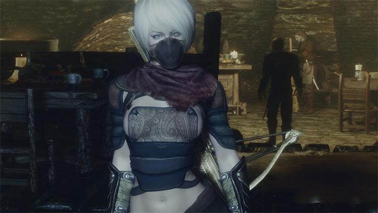 Sexy Loading Screens for Skyrim