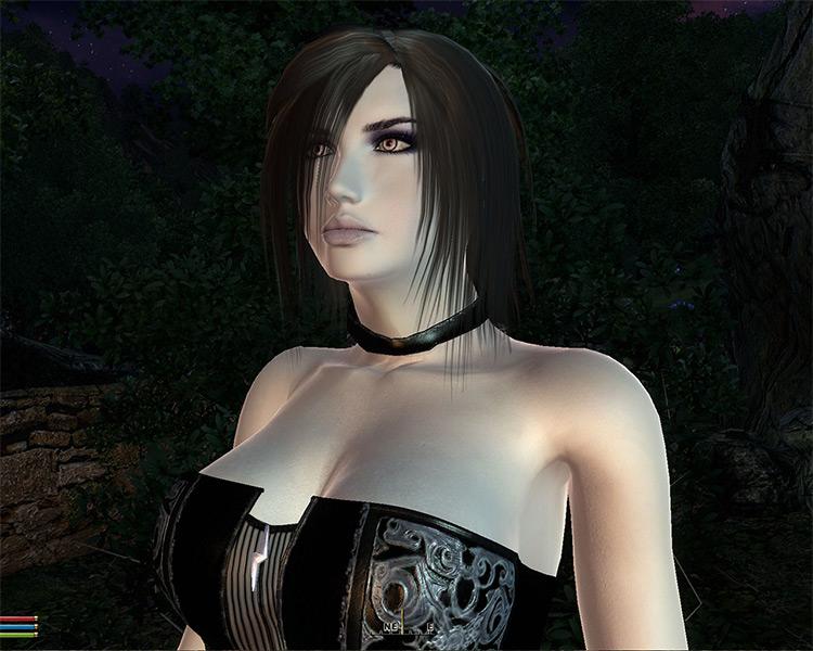 Vampire Race Reloaded Mod - Oblivion Preview