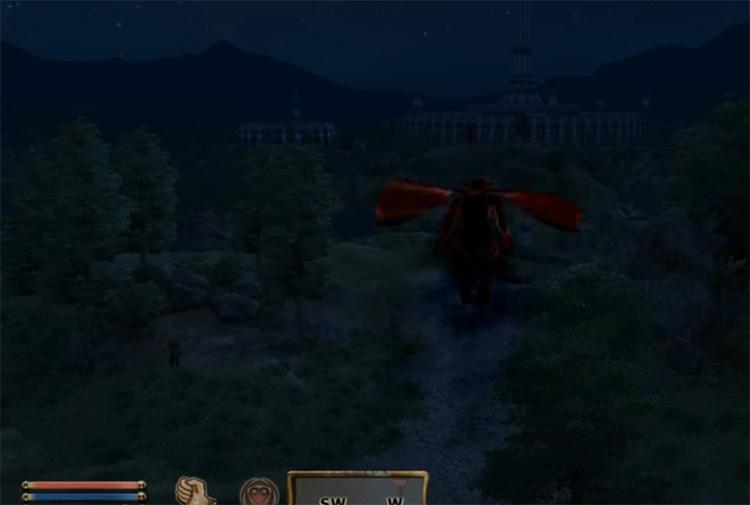 Nekhanimals Awesome Vampire Mod for Oblivion