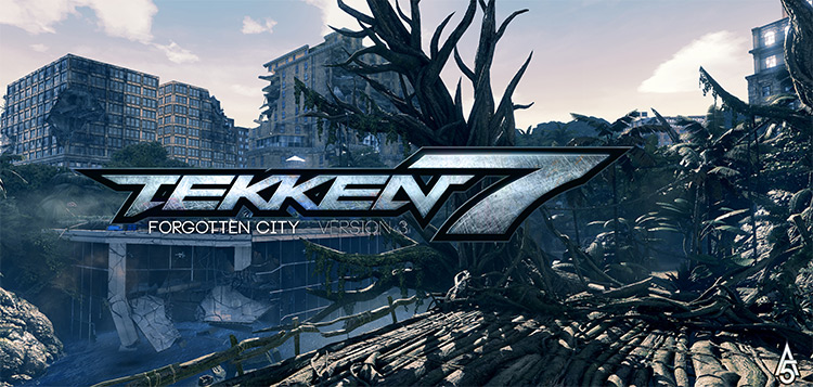 Forgotten City Stage Mod for Tekken 7
