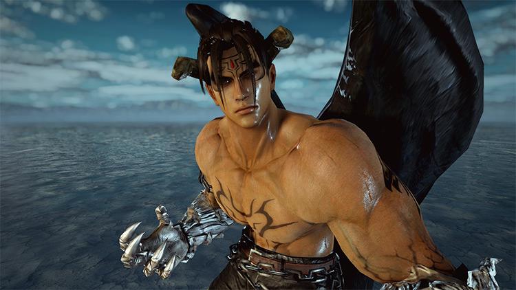 Devil Jin Tekken 5 Skin