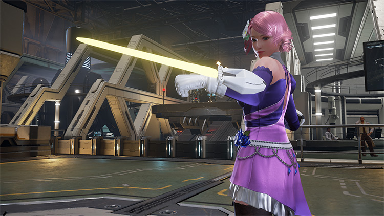 Alisa's Korean Saber Pack for Tekken7