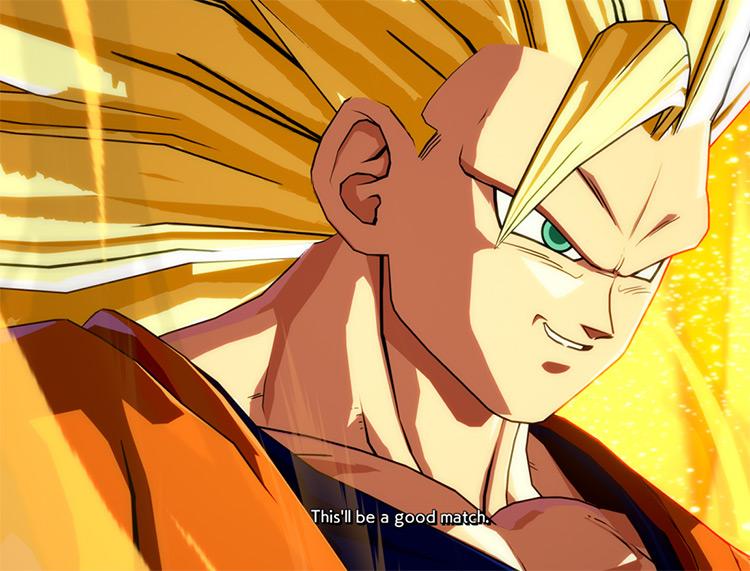 Super Saiyan 3 Goku Mod