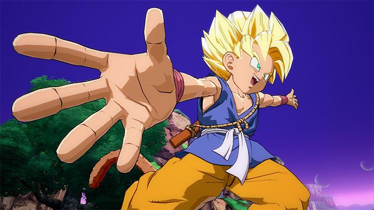 Goku GT Super Saiyan Mod