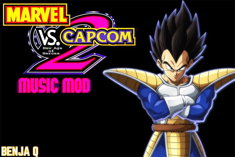 Marvel VS. Capcom 2 Music in FighterZ