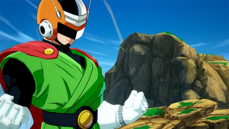 Great Saiyaman in FighterZ