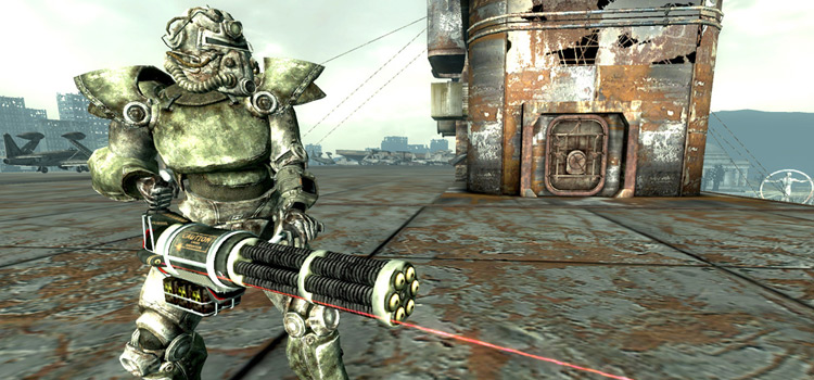 Fallout 3 Modded Screenshot
