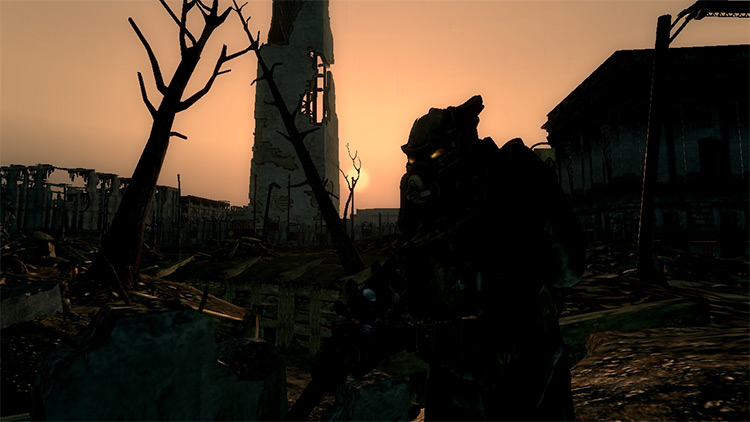 Fallout 3 Wanderers Edition Mod