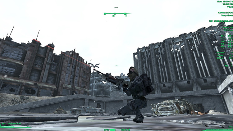 20th Century Weapons Mod