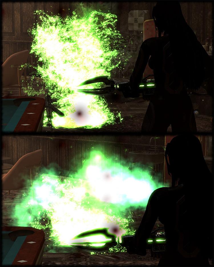 Energy Visuals Enhanced Mod