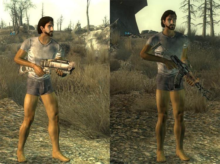 Mod Fallout 3 Reanimated