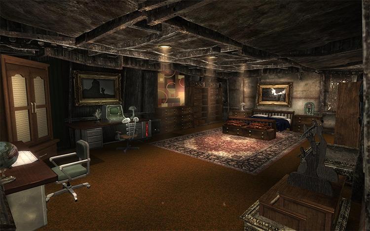 Megaton House and Theme Overhaul Mod