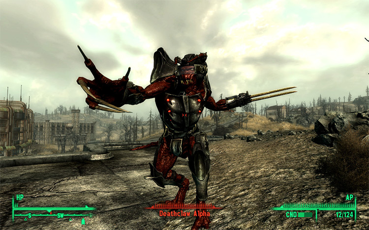 Mart's Mutant Mod Screenshot