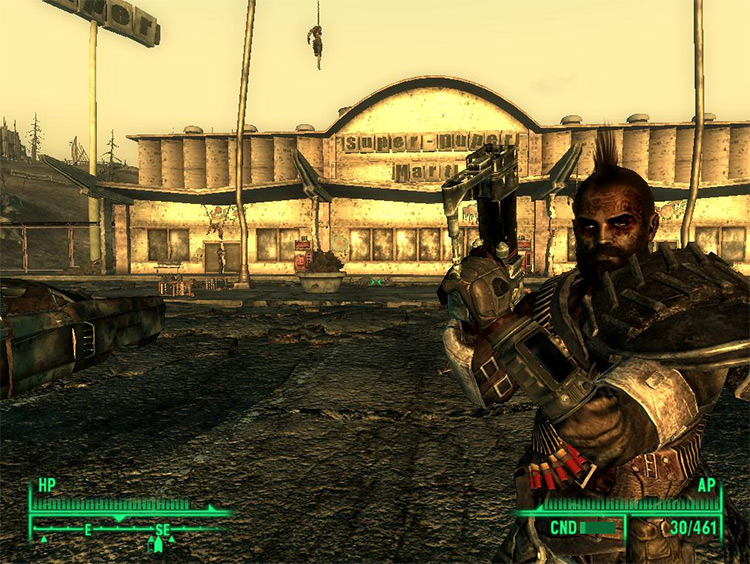 Fallout 3 Redesigned Mod Preview