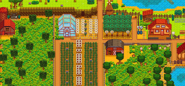 Stardew Valley: Best Custom Map Mods To Download