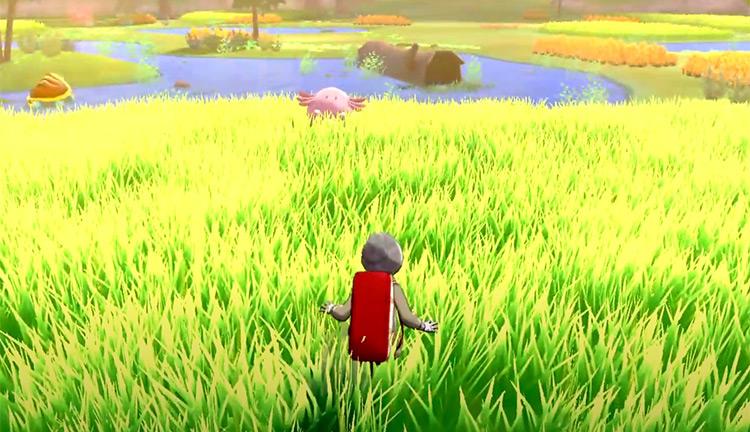 Isle of Armor in Pokémon Sword & Shield