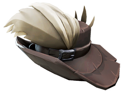 Majestic Sovereign Hat / Sea of Thieves