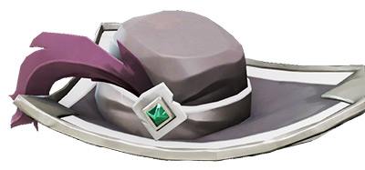Silver Blade Hat / Sea of Thieves