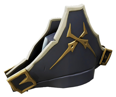 Distinguished Admiral Hat / Sea of Thieves