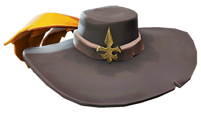 Regal Sovereign Hat / Sea of Thieves