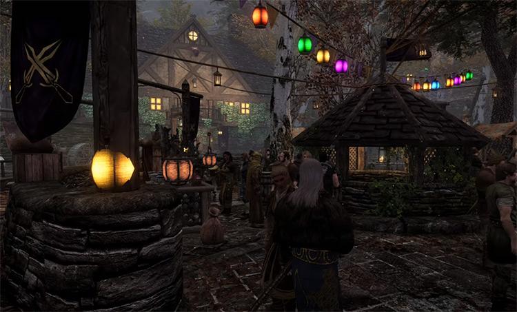Instrumental Christmas Music Mod Preview for Skyrim