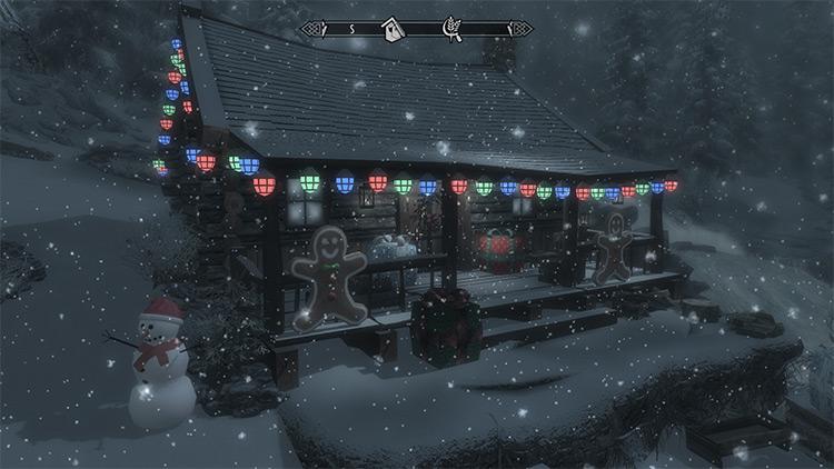 Dovahkiin Retreat Continued (Christmas Edition)