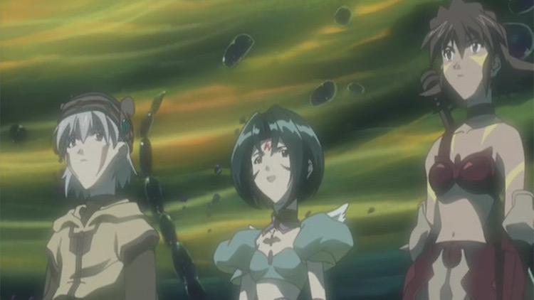 .hack//Sign anime screenshot