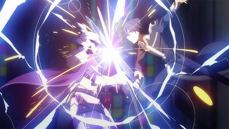 SAO anime screenshot