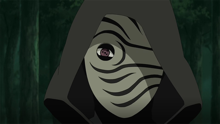 Naruto: Shippuden Obito Uchiha
