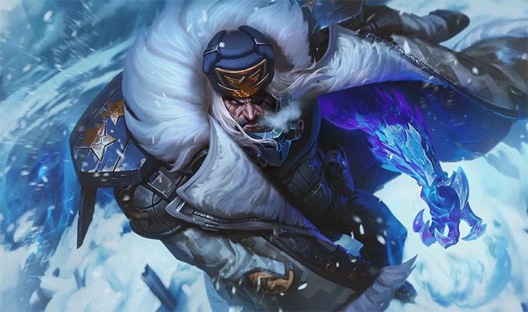 Northern Frost Swain Splash / LoL