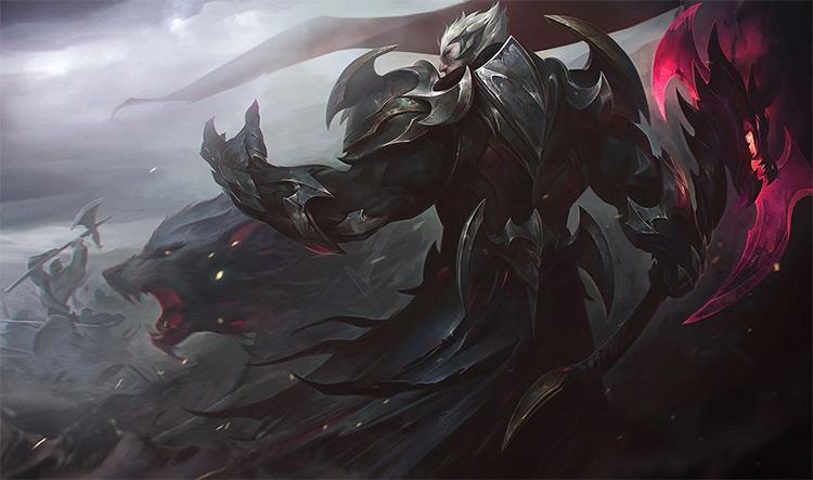 God-King Darius Splash / LoL
