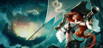 Original Miss Fortune Splash Preview / Credit Riot Games